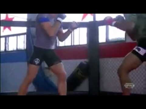 Download Georges St  Pierre Training With Rashad Evans georges st  pierre training with rashad evans  georges