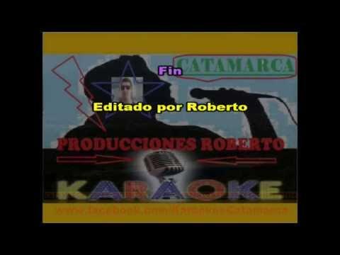 Jorge Rojas   Mia ( karaoke )   (PRODUCCIONES ROBERTO)