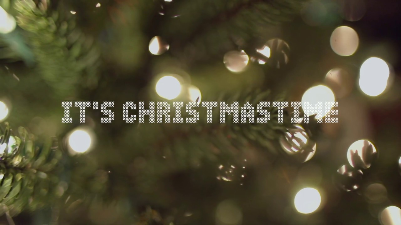 """Plumb - """"It's Christmastime"""" - Official Lyric Video"""