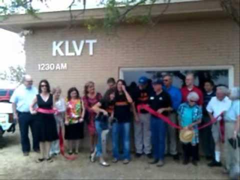 KLVT Ribbon Cutting 2011.wmv