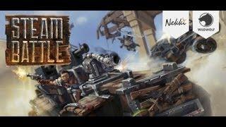 Спонтанный Steam Battle