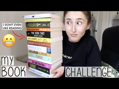 LOCKDOWN BOOK CHALLENGE | *ATTEMPTING* TO READ MY SUBSCRIBERS BOOK RECOMMENDATIONS FOR A DAY
