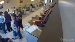Organized Thieves in San Luis Obispo California Steal From Marigold Nails Salon