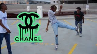 Young Thug - Chanel (Go Get it) ft. Gunna & Lil Baby [Official NRG Video]