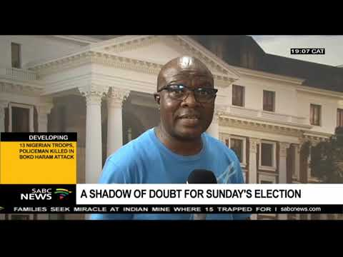 A shadow of doubt lingers for upcoming DRC polls