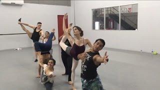 DANCE MANNEQUIN CHALLENGE!
