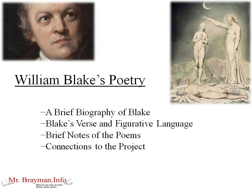 a look at william blakes poems Buy a cheap copy of a visit to william blake's inn: poems a vsisit to william blakes inn is one of my favorite books this books has the look of an old.