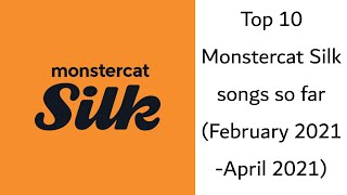 Top 10 Monstercat Silk songs so far