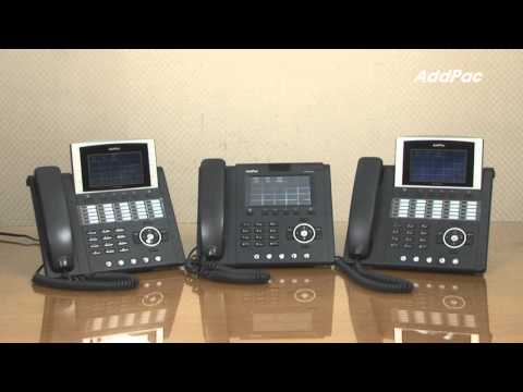 IP Phone interworking Asterisk PBX | AddPac