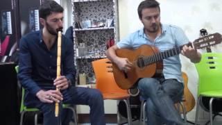Ney ve Gitar - Hasretinle Yandı Gönlüm