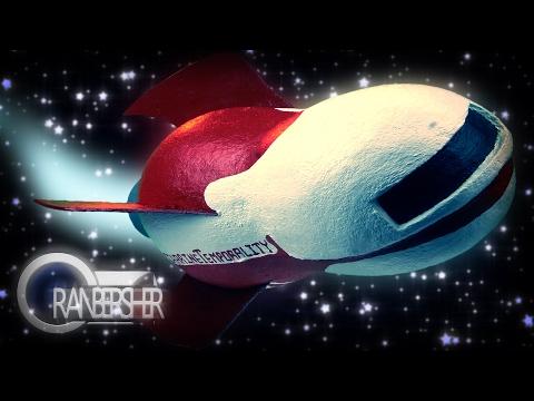 "Building the ""Deviant"" Spaceship"