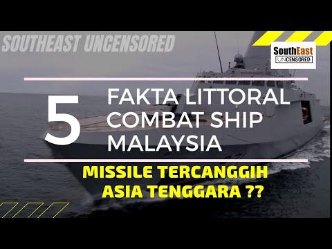 5 FAKTA LITTORAL COMBAT SHIP TLDM