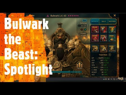 Bulwark description