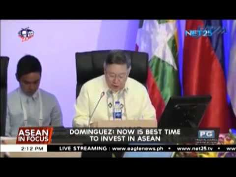 DOF chief Dominguez to ASEAN investors: This is the best time to invest in region