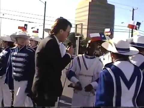 Ann Richards Inaugural Parade January 15th 1991 Part 2
