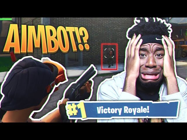 MY DUOS PARTNER IS A FORTNITE HACKER... WEIRDEST Fortnite: Battle Royale DUOS VICTORY EVER!