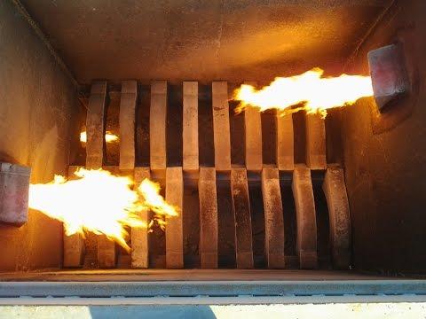 В-300М для сжигания отходов