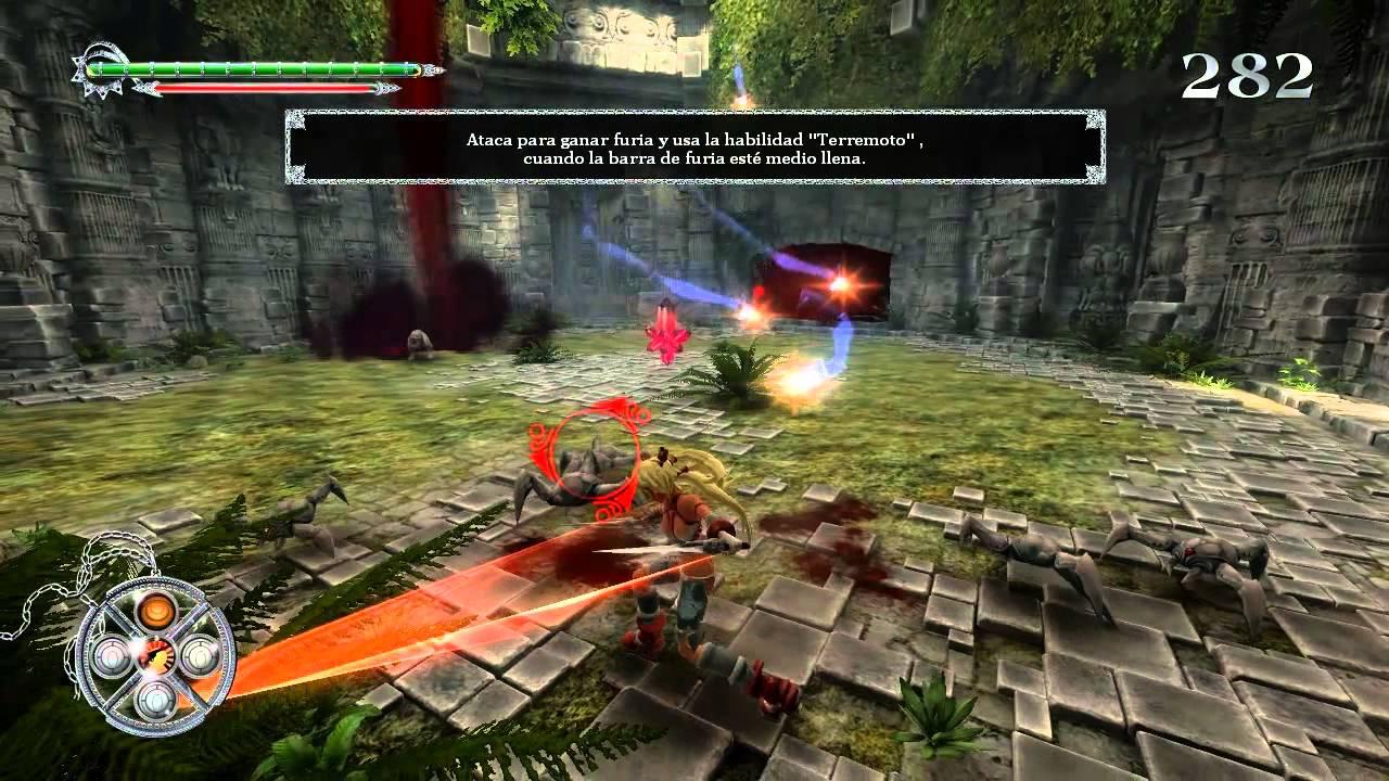 X Blades Gameplay X-blades PC Gam...
