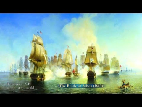 Paintings of the World - Alexey Bogolyubov - Part 1