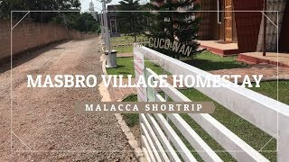 Masbro village boutique homestay melaka video