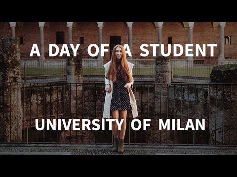 A Day In My Life at University of Milan (COVID Edition)