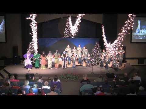 David's Dynasty- Childrens Christmas Musical