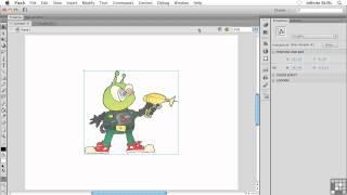 Flash CS6 Tutorial | Creating Graphic Symbols | InfiniteSkills