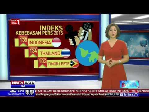 Fakta Data: Kebebasan Pers