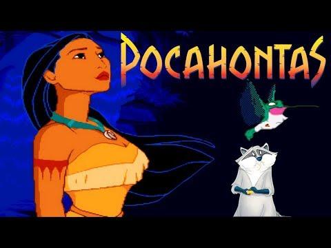 Pocahontas SEGA Mega Drive/Genesis прохождение [052]