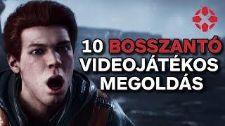 10 bosszantó videojátékos megoldás, ami kihalhatna 2020-ban