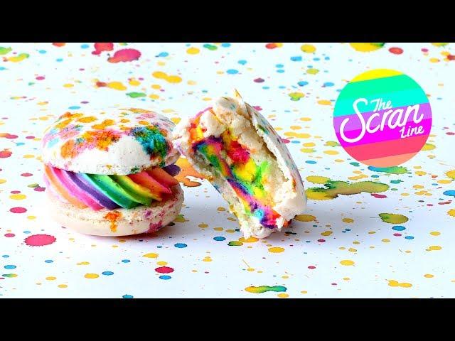 YAY! GAY! MACARONS - The Scran Line