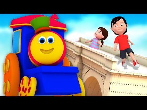 Bob il treno | ponte di Londra | Kids Song | London Bridge