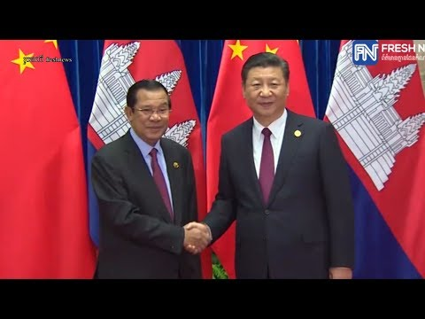 Analyist: Will Cambodia Catches China and Release USA?