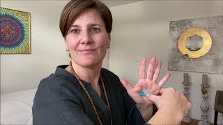 Reflexologische Handmassage bei Erkrankung (Covid-19)