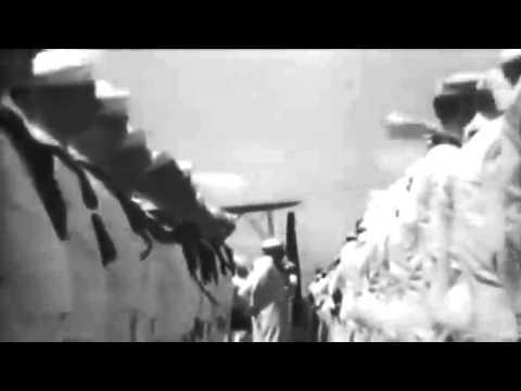 3rd Fleet Entering Pearl Harbor, 09/1945 (full)