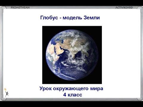 Как изображают земной шар презентация 4 класс умк гармония