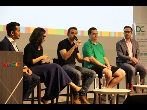 Blockchain Disruptors 16 August 2017 (LuxTag, ACCESS Blockchain, DECENT, PUBLIQ) - FULL TALK SESSION