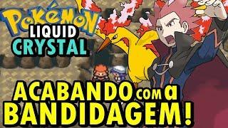 Pokemon Liquid Crystal (Detonado - Parte 38) - Salvando O Moltres!!