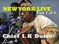 Chief I.K Dairo's New York Live Show Part 1 of 4
