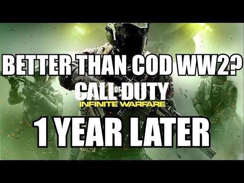 IS INFINITE WARFARE BETTER THAN CALL OF DUTY WW2?