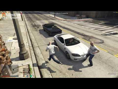 GTA 5 Roleplay #1 - Mình Đã Thi Đậu Bằng Lái Để Lái Taxi Rồi ^^