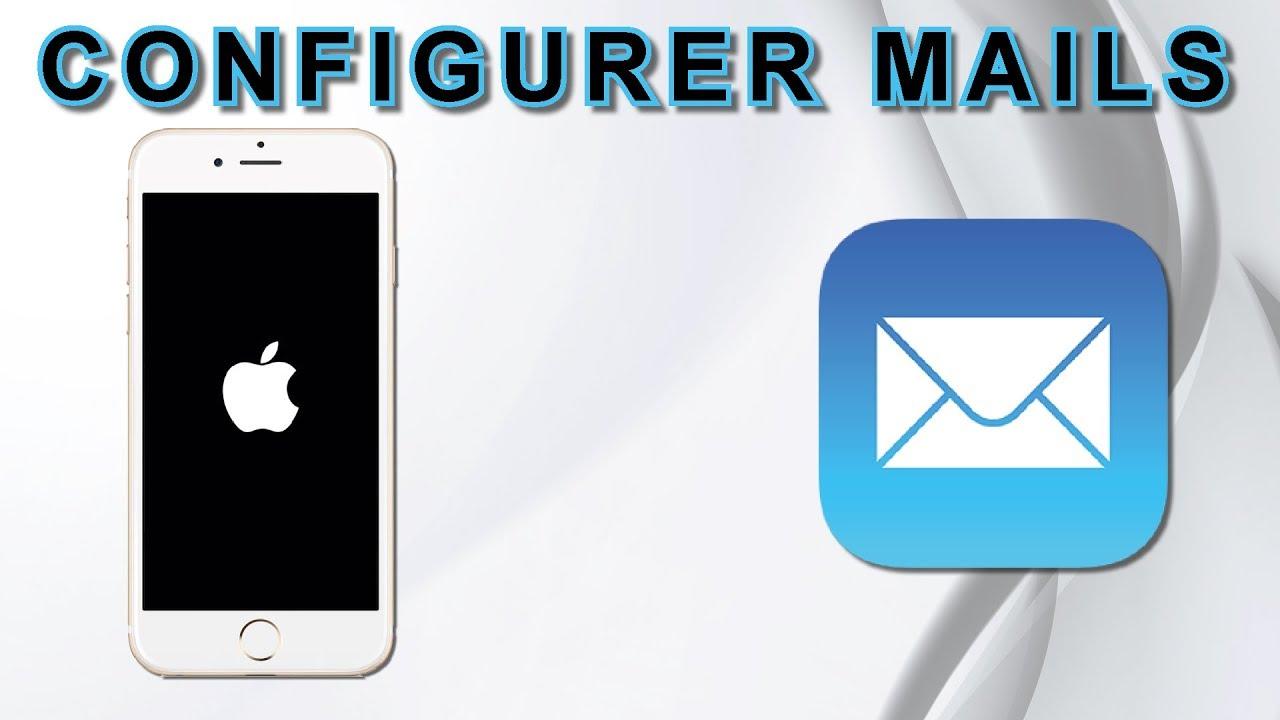 configurer mail free sur iphone