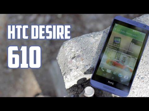 HTC Desire 610, Review en español