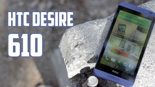 HTC Desire 610, Review en español