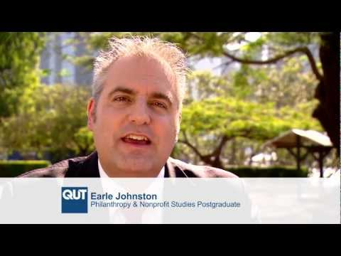 QUT Business - Philanthropy and nonprofit studies