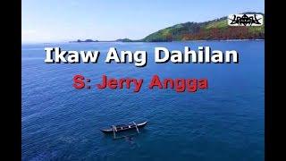 Ikaw Ang Dahilan - Jerry Angga KARAOKE