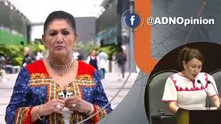DESACTIVAN BOMBA DE DESAPARICIÓN PODERES EN SENADO/ Encuentro de Opinión con Lilia Arellano/ ADN