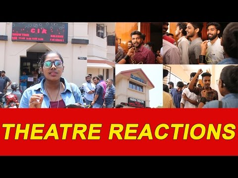 CIA Dulquar Salman's Latest Malayalam Movie Theater Reaction And Audience Review, Vyga's Thalluvandi