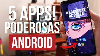 5 APPS PODEROSAS ANDROID Gratis Lo Mejor para tu Android | JeaC