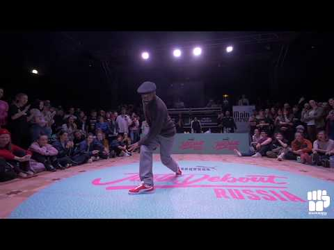 Juste Debout 2018 Moscow Russia | Popping Judge Showcase | Rashaad